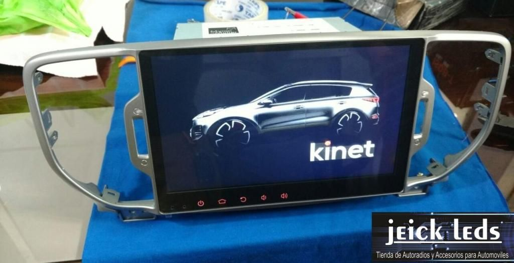 Radio Kinet kia sportage 2016 2017 android
