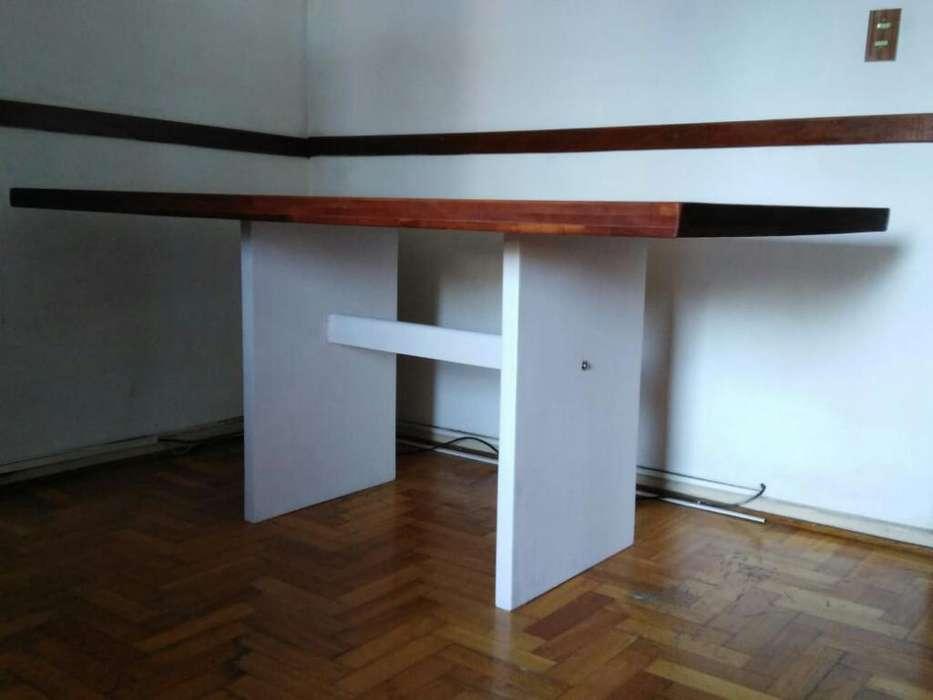 Mesa para <strong>comedor</strong> Seispuestos sin Sillas