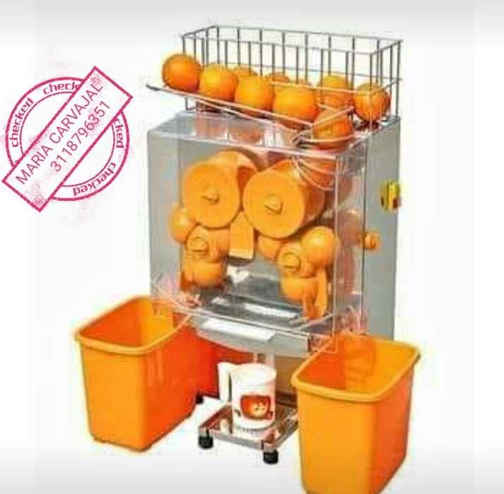 <strong>exprimidor</strong> de Naranjas a Credito