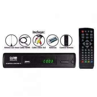 Tdt Full Hd Decodificador Antena Cable Hdmi Rca Wifi