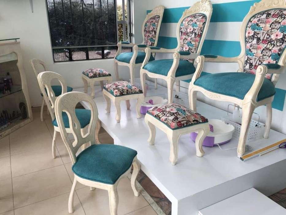 venta de muebles para spa de manos y pies