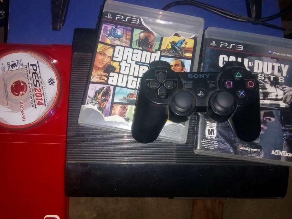 Play Tres Juegos Control