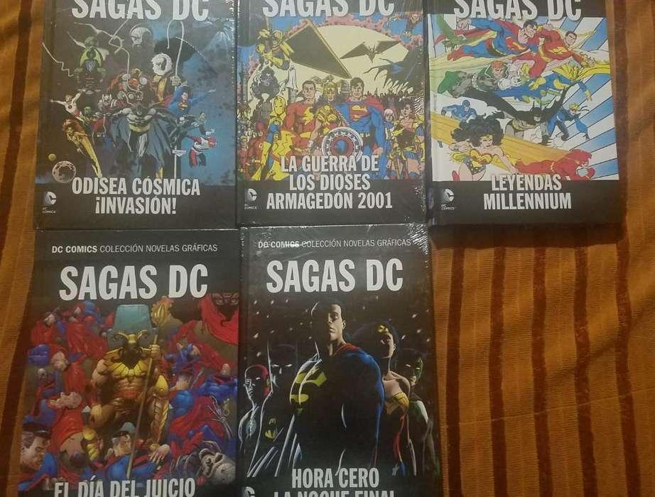 Sagas Dc