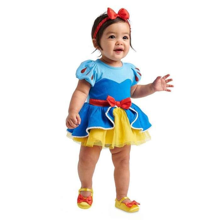 Disfraz Bebe Disney Blanca Nieves