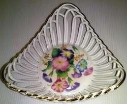 Centro De Mesa porcelana, apulum lucra manual , Romania