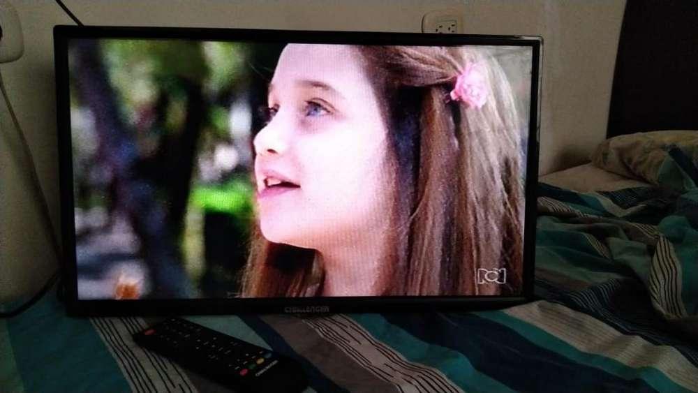 Tv Challeguer 19 Pulgadas