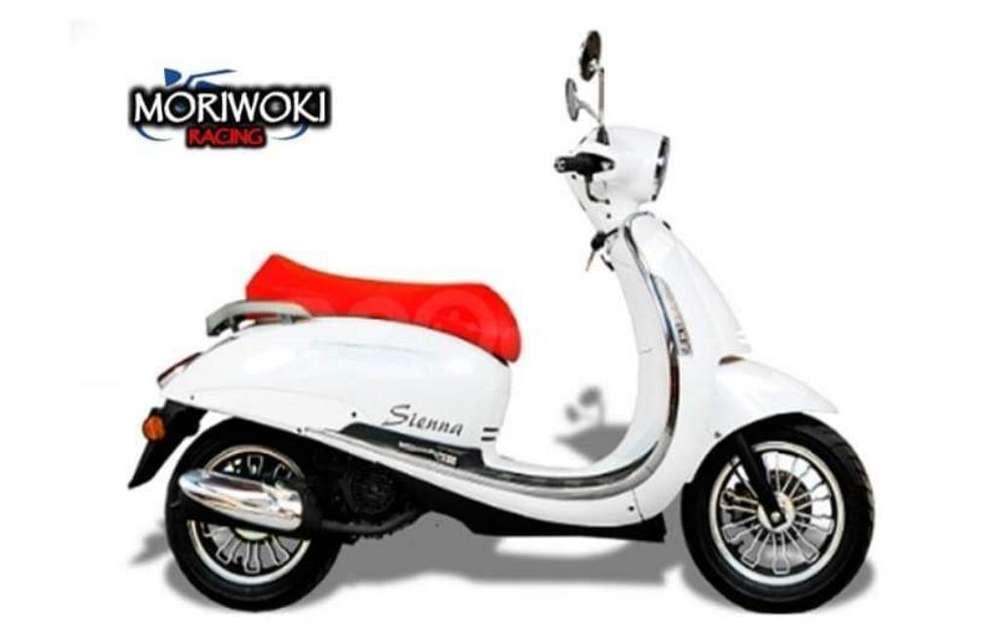 Scooter Lifan Sienna 150 Moriwoki