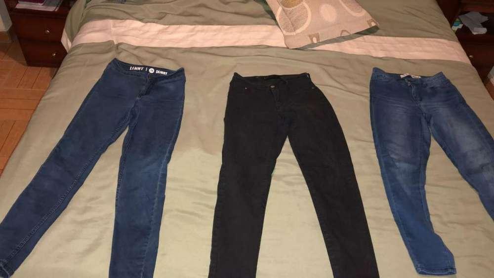 Jeans Elastizados