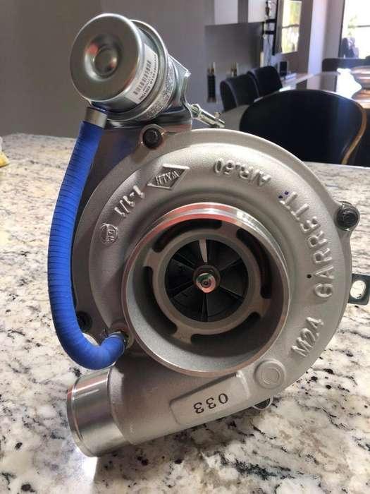 Turbo para Carro Hino Fc500