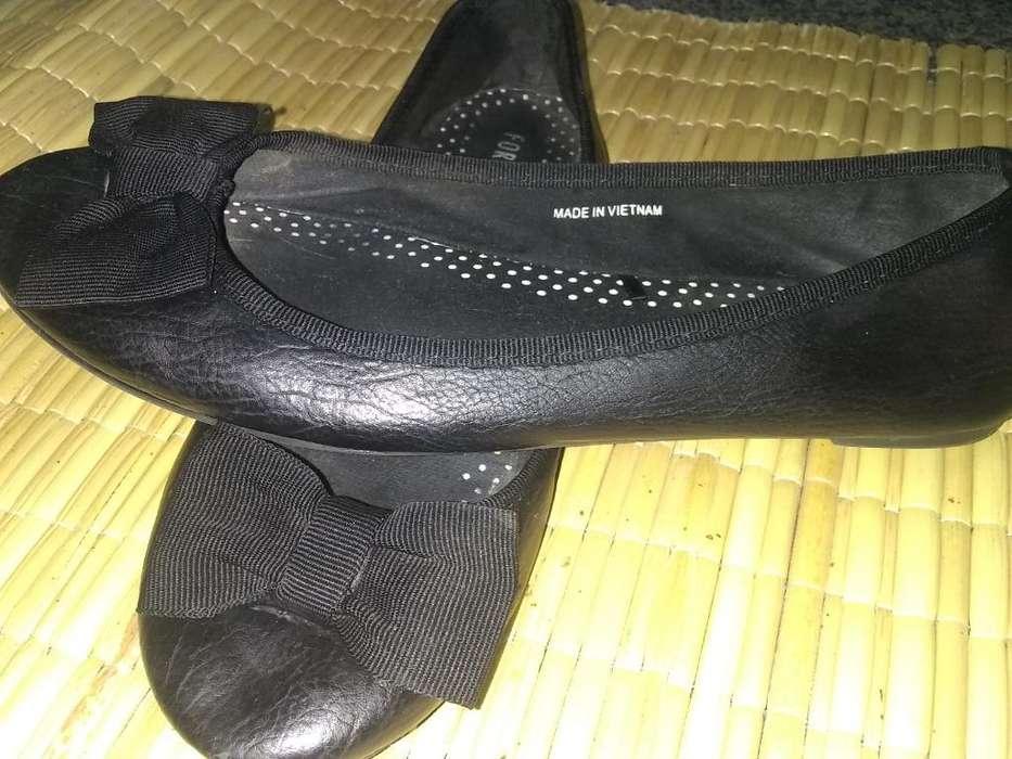 Zapatos de <strong>mujer</strong> Cuero 34o35