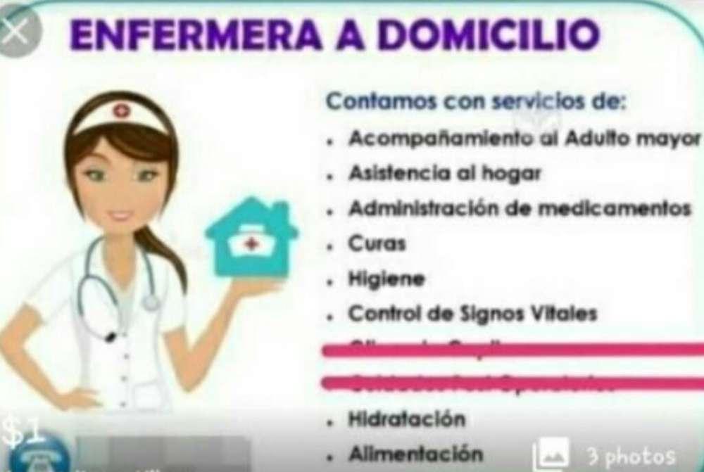 Auxiliar de Enfermeria