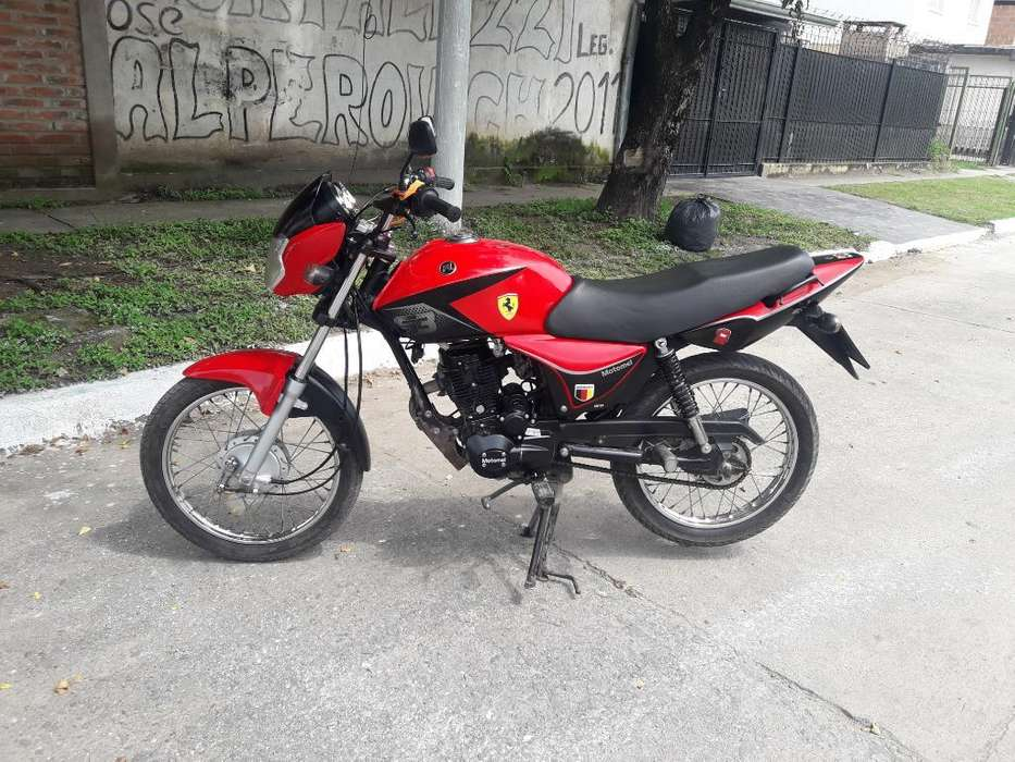 Motomel Gc Impecable