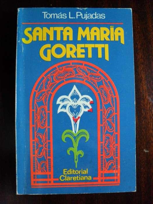 SANTA MARIA GORETTI TOMÁS L. PUJADAS 224 PAGINAS EDITORIAL CLARETIANA