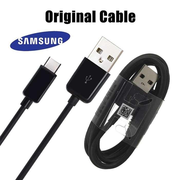 Cable Usb Tipo C Samsung Original A20 A30 A50 Carga Rapida