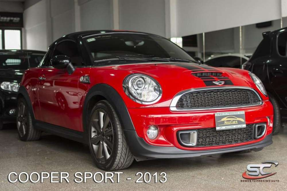 <strong>mini</strong> Cooper 2013 - 35000 km