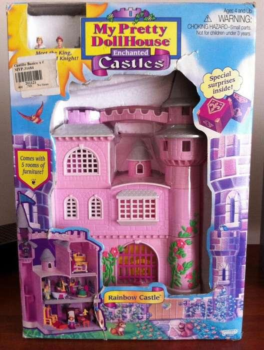 Castillo My Pretty Dollhouse