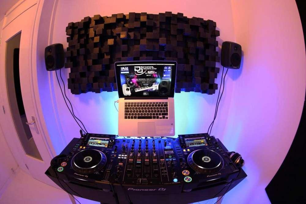 CURSO DE DJ PROFESIONAL