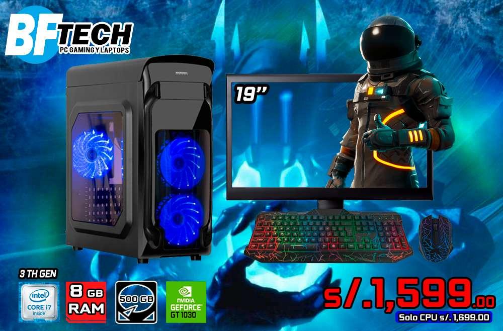 PC GAMING INTEL CORE I7 3TH GEN 27