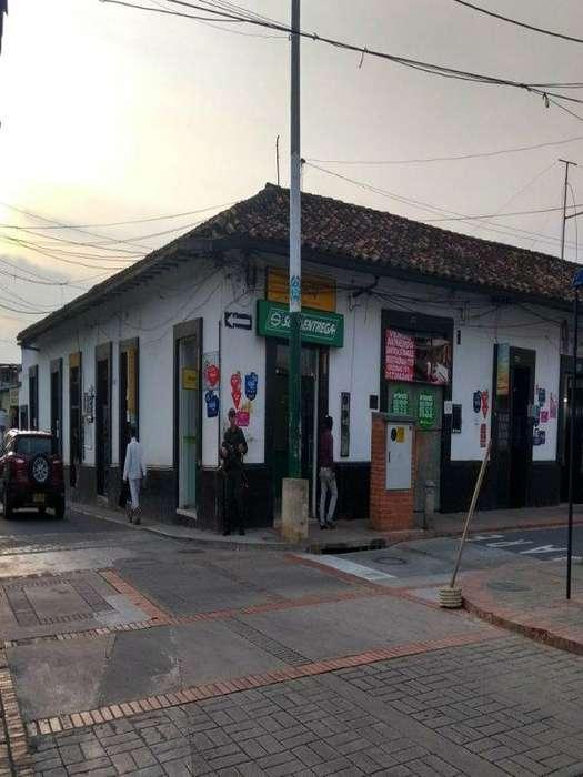 Arriendo Casa Negocio CENTRO Bucaramanga Inmobiliaria Alejandro Dominguez Parra S.A.