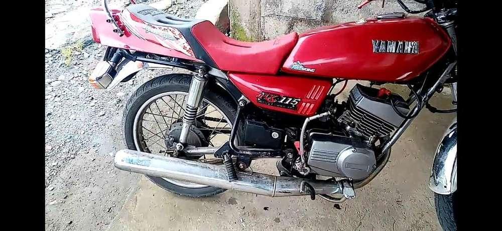 Vendo Yamaha Rx100