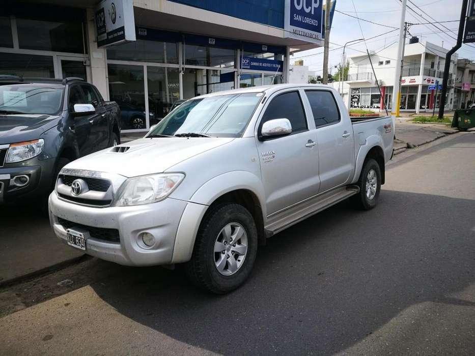 Toyota Hilux 2011 - 160000 km