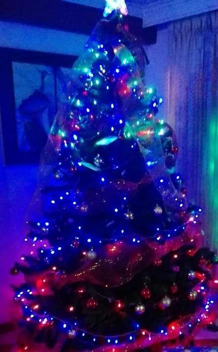 Arbol de Navidad 1.80 de Altura