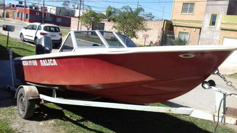 Lancha Regnicoli Fishing 4.72 Suzuki65hp