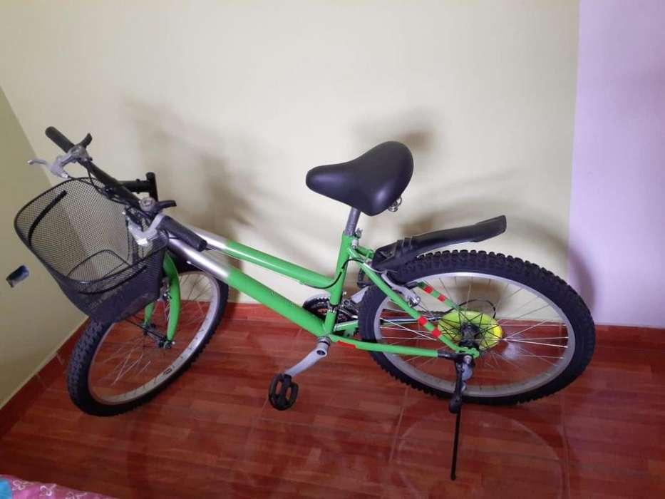 Remato Bicicleta en buen estado