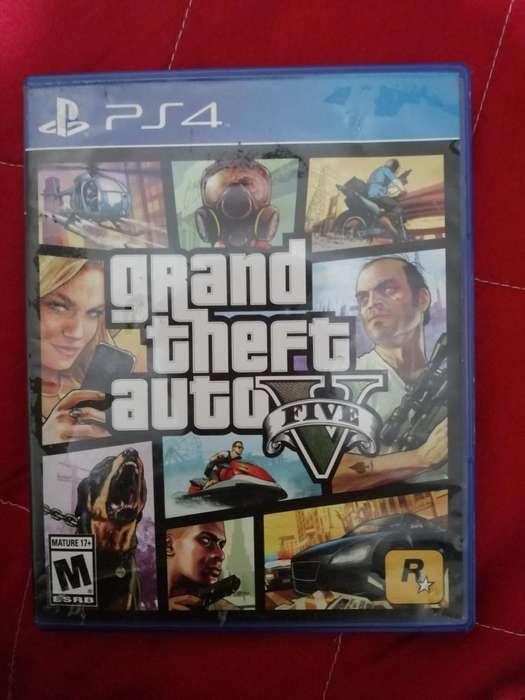 GTA V BATTLEFIELD 4 PS4 USADOS