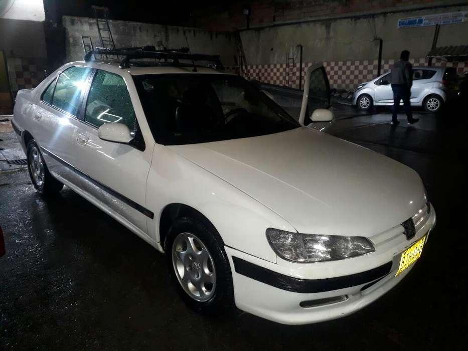 Peugeot 406 1997 - 187900 km