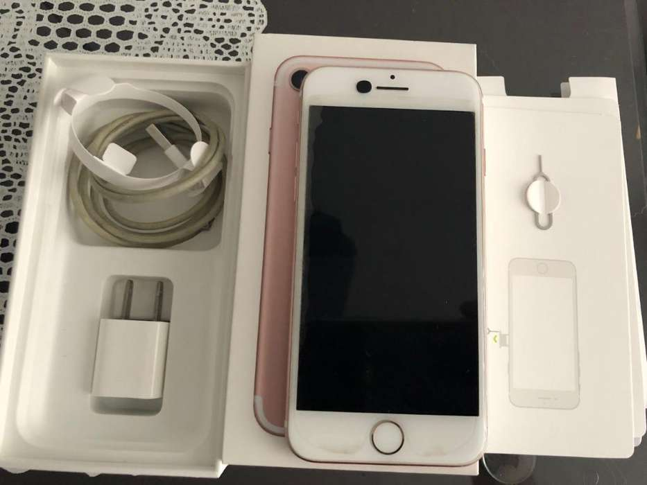 iPhone 7 de 128gb Libre de Fábrica