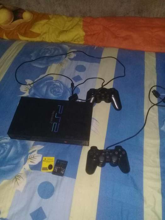 Play Station 2 Cambio X Wii