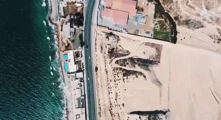 Terrenos en urbanización frente al mar en Manta