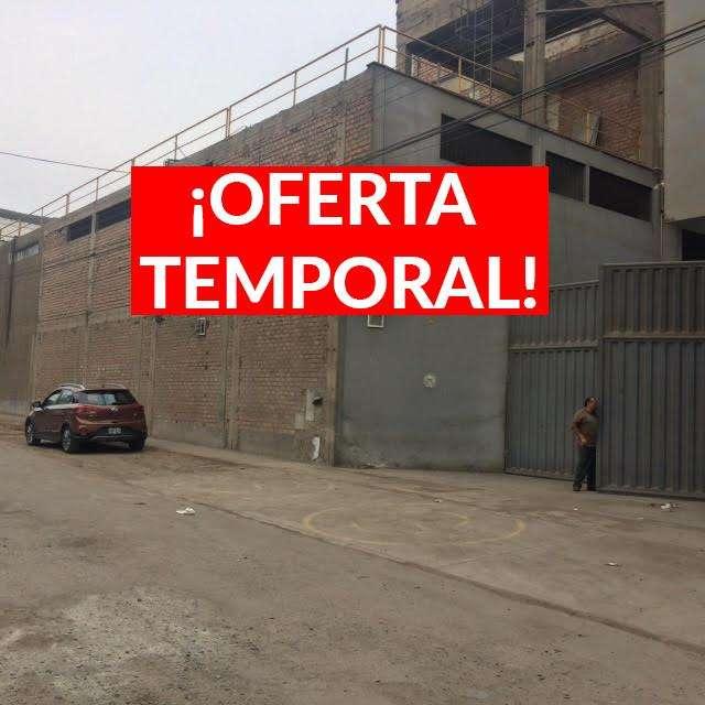 ¡Oferta Temporal Ahora 2,384,000 Hasta El 15.10.19 Local Industrial