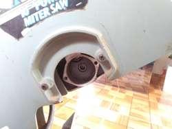 colilladora delta  modelo 36-070 le falta el soporte del disco de corte en buen estado