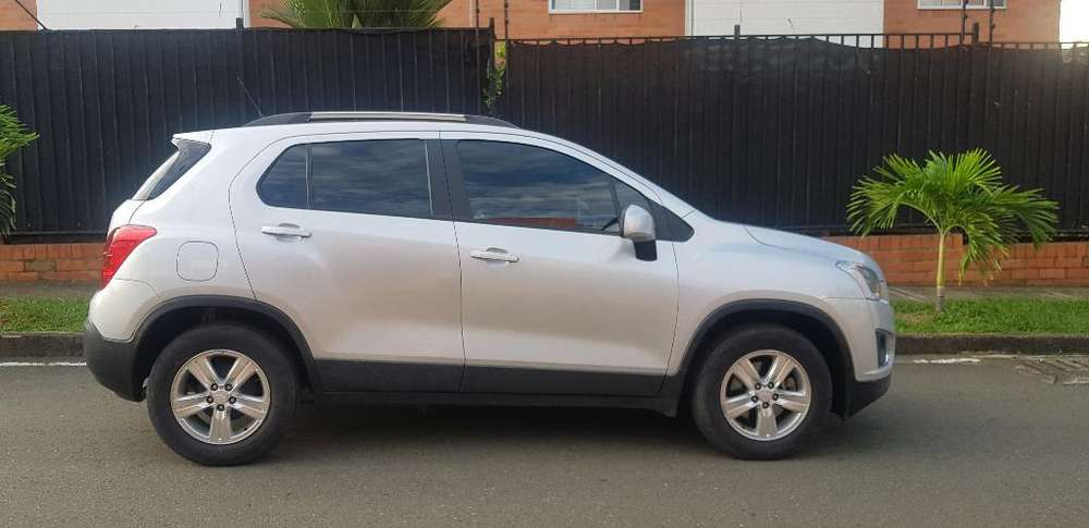 Chevrolet Tracker 2016 - 48000 km