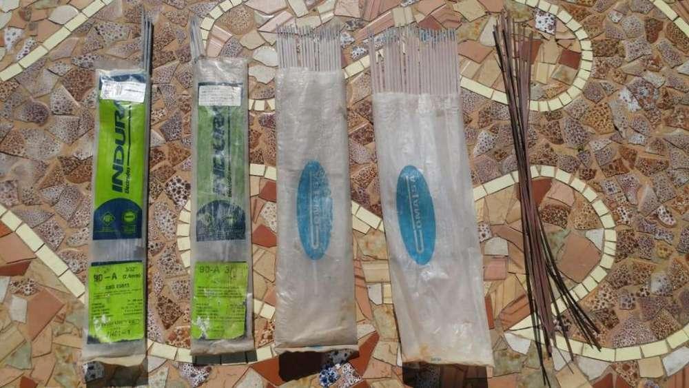 Electrodos Y Aporte de Varillas