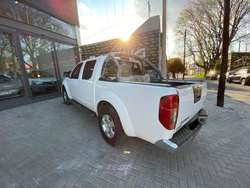 Nissan Frontier Le 4x4 Mod 2012 Financio