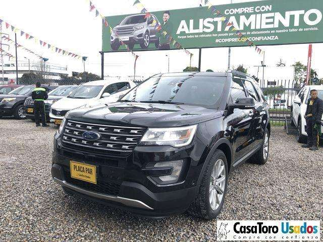 Ford Explorer 2016 - 63003 km