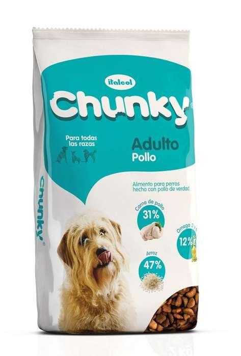 Chunky Adulto X 25 Kg