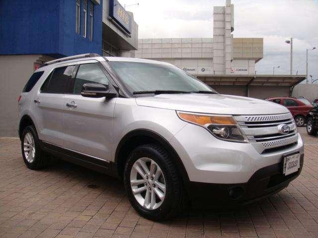 Ford Explorer 2012 - 185000 km