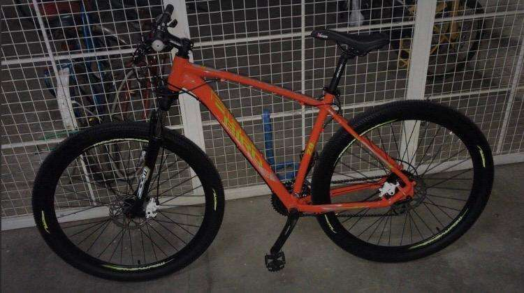 Bicicleta Firebird Rodado 29 24 Vel.