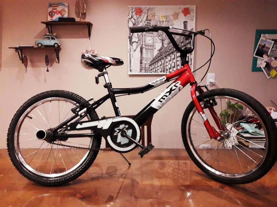 Bicicleta Bmx Rodado 20 Marca Raleigh