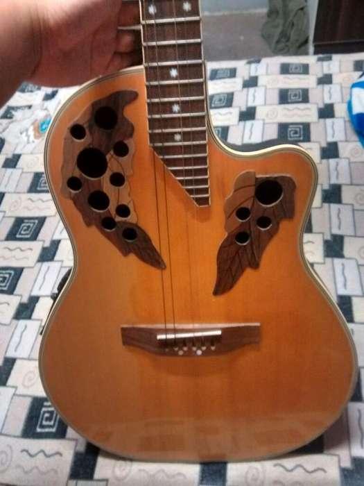 Remato Guitarra Electroacústica Texas
