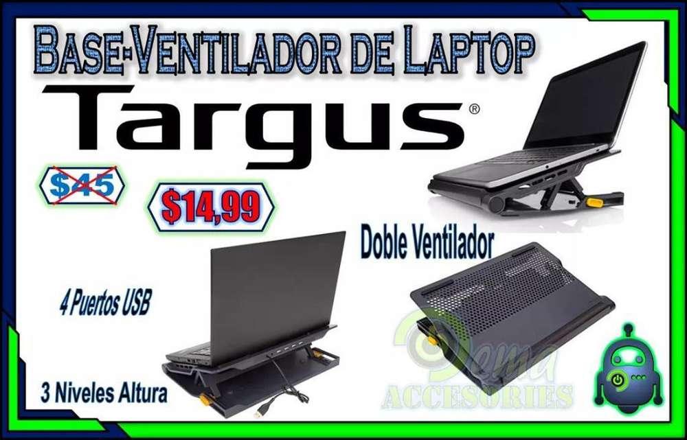 Base Ventilador de Laptop Targus