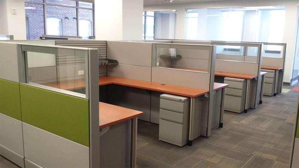 Oficinas Modulares entre otos