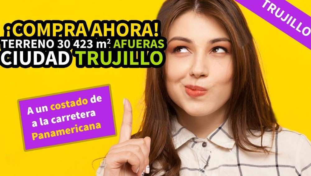 Terreno AFUERAS CIUDAD TRUJILLO