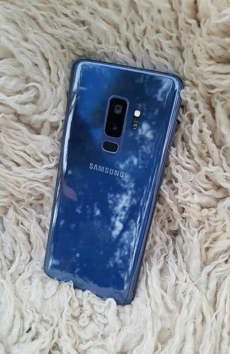 S9 Plus Coral Blue