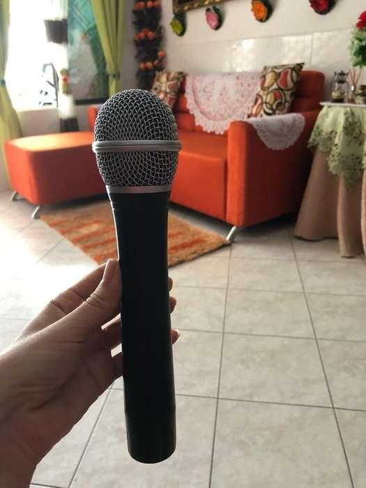 Microfono Inhalambrico