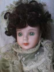 Muñeca porcelana coleccionable 500